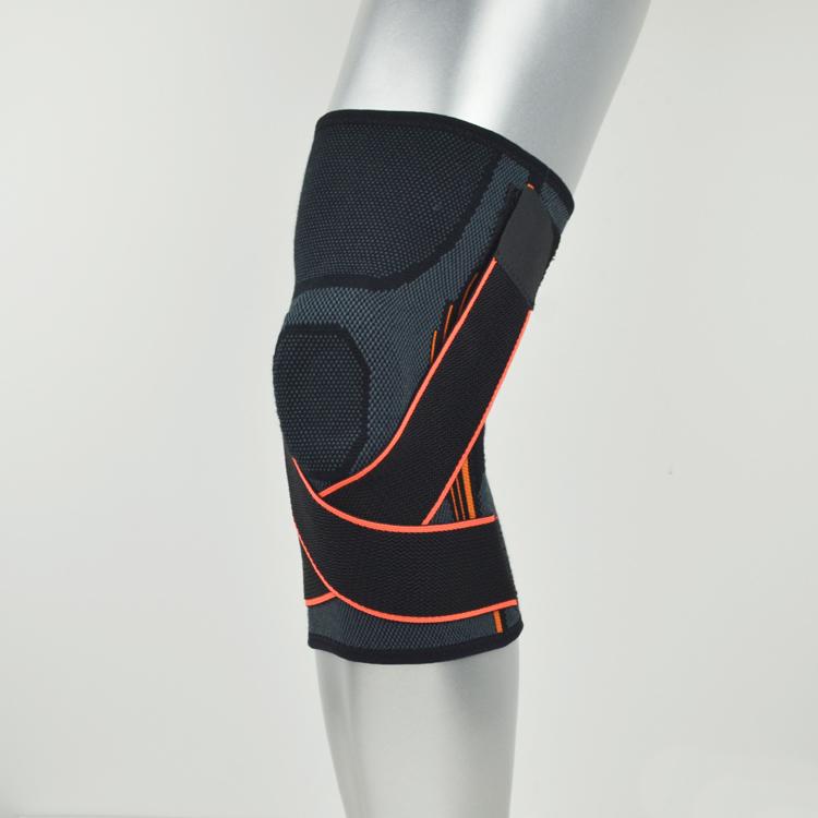 Warm Felt Padded Sponge Knee Pad Stretch Warm Knee Pad