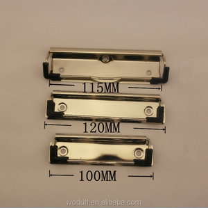 Different Size Board Clip For Draw Board, Metal Shiny Board Clip