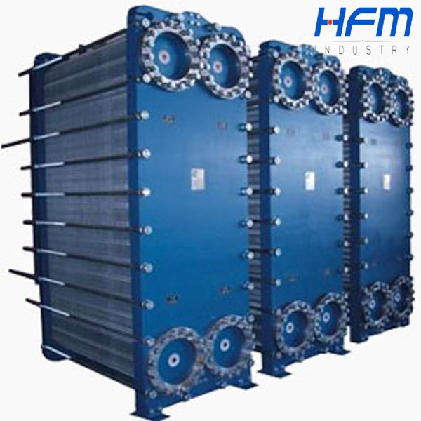 Epdm material mechanical plate heat exchanger machinery