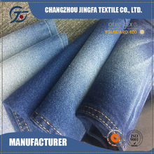 custom printed 8oz fascinated blue jeans denim fabric for egypt