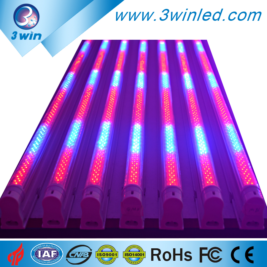AC85-265V warranty 1 year led tube T8 led plant grow light factory