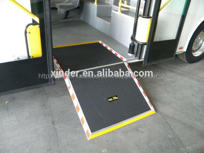 Fmwr A Manual De Aluminio Plegable Bus Silla De Ruedas