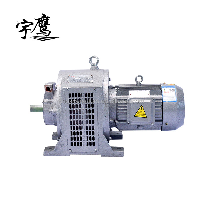 50Hz 60Hz YCT electromagnetic speed adjustable three asynchronous motor