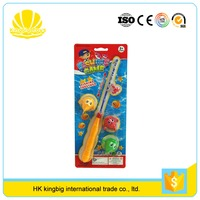 most popular products kids funny plastic toy fishing rods from china factory