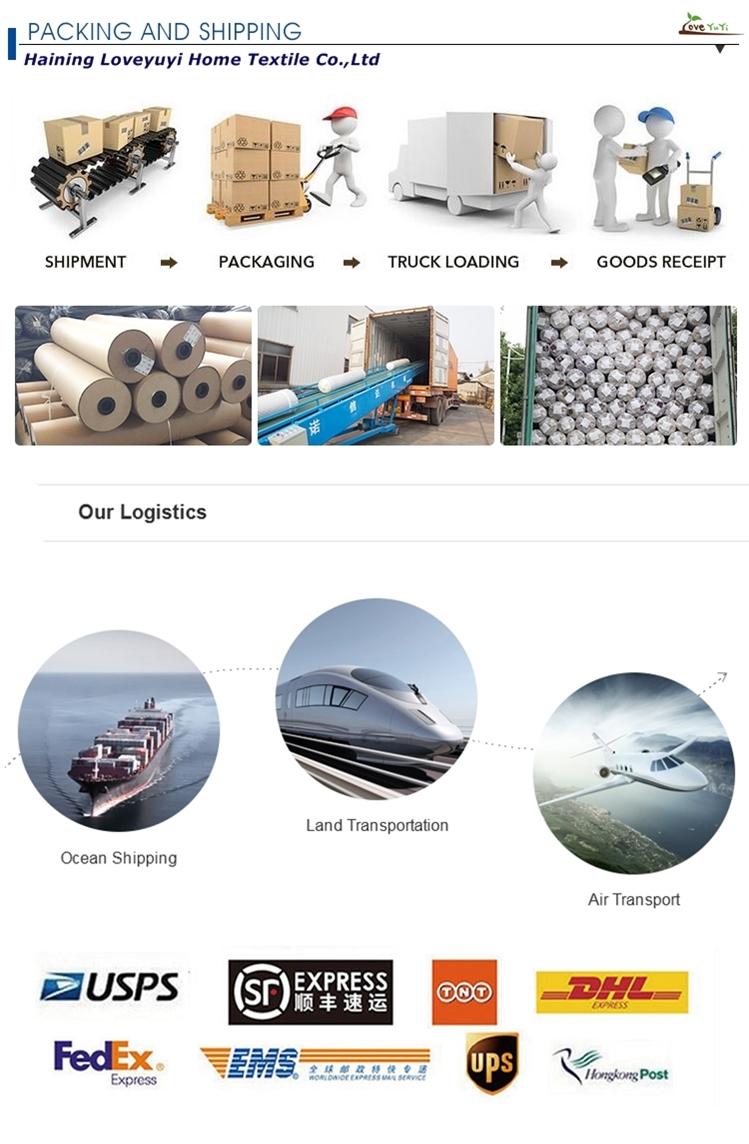 100% ソリューション染めアクリルサンシェード屋外生地のための日よけテントビーチチェア