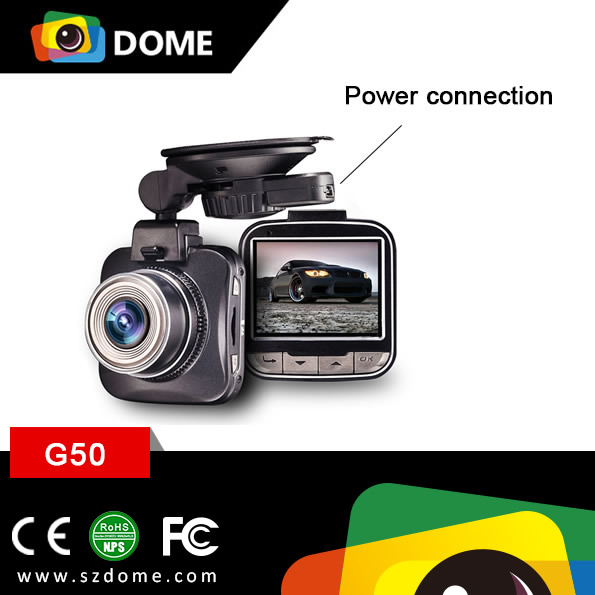 2.0'' Mini Car DVR Dash Camera OEM 1080p Vehicle Blackbox DVR