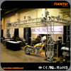 Aluminum truss,speaker truss stand,used light truss stand booth