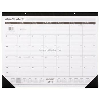 a3 size desk pad calendar 2018 buy desk pad calendar 2018 bulk