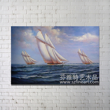 Ocean waves scenery pictures oil paintings art