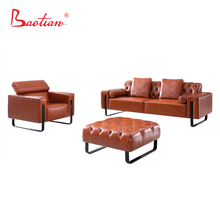 Upscale and Modern appearrance Chesterfield Sofa for home furniture