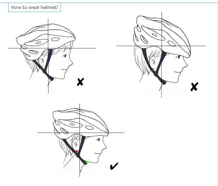 High Quality helmet trail