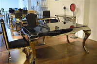 A8053- used hotel furniture houston of luxury dining table