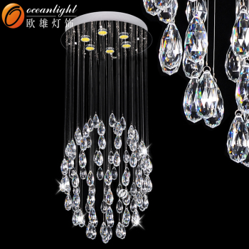 Waterford Crystal Chandelier PartsRococo Iron Crystal Chandelier - Waterford chandelier replacement crystals
