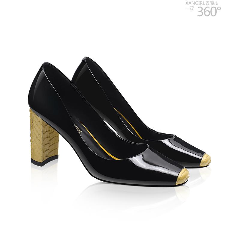 block woman heel wholesale Lady fancy 2018 dress shoe for qUZaW