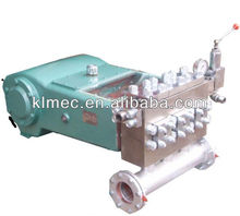 Ultra High Pressure Triplex plunger pump