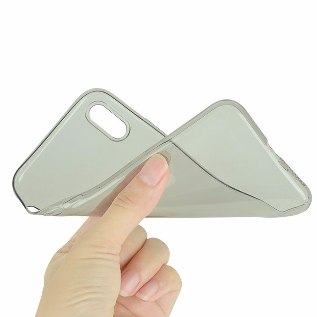 Transparent tpu phone case for Wiko View Max