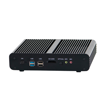 Eglobal Best selling mini pc Dual display slot gaming pc core i7 2DDR4 desktops SIM TDP 15W for home