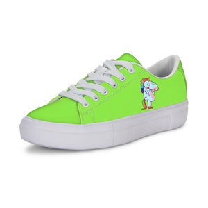 Fashionable simple style custom adorable pattern durable korea golf shoes