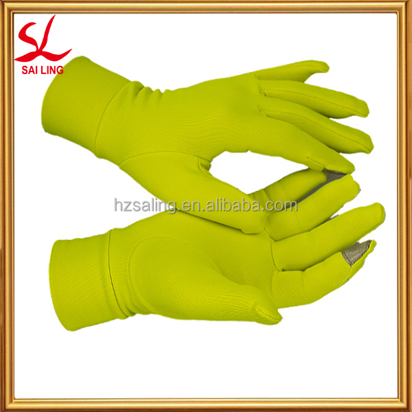 Professional Driving Gloves Touchscreen Finger Touch Pad Gloves