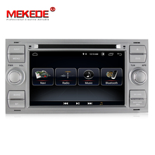 "MEKEDE 7 ""Android 10 quad core auto audio system für FORD FOCUS1 2005-2007 Galaxy Transit 1 + 16GB WIFI GPS navigation BT <span class=keywords><strong>Video</strong></span>"