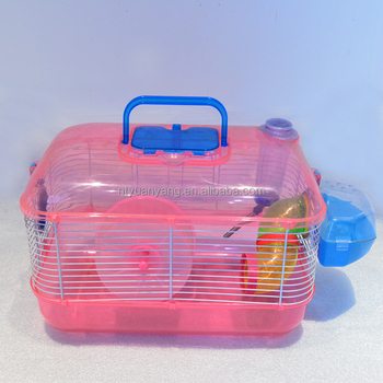 Wholesale Hamster cage small animal cages stainless cage