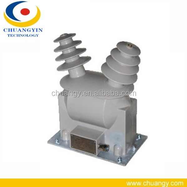 JDZW2-36 voltage transformer 36kV PT MV PT Epoxy resin casting