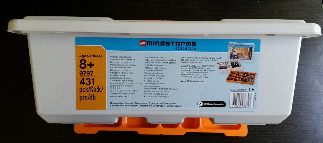 Buy Lego Mindstorms Education NXT Base Set (9797) - Robotic