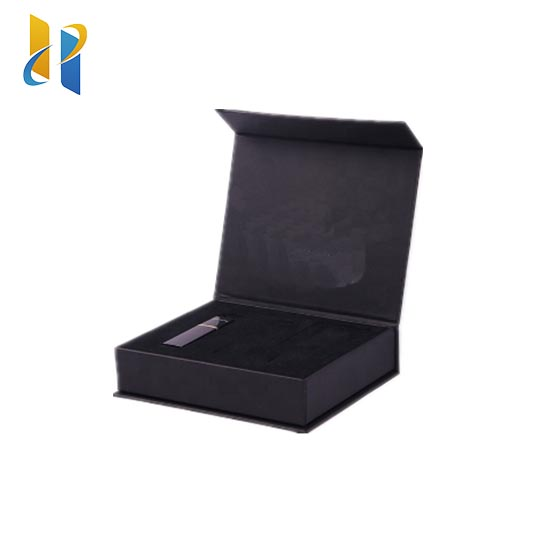 사용자 정의 럭셔리 벨벳 팩 보석 상자 거품 포장 삽입 상자