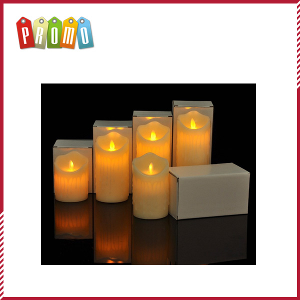 New arrival led candle light with remote control for wholesale