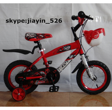 BMX type kids <strong>cycle</strong>/child bicycle/baby bikes with plastic basket