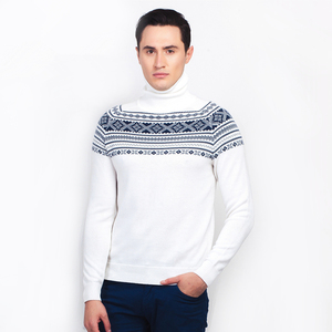 Knitwear Custom Sweater Turtleneck Cashmere Sweaters Men