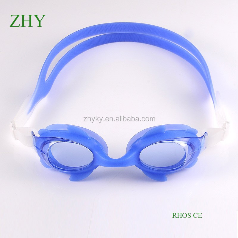 Anti-Fog Water Seal Mirrored Optical Swim Goggles With Degree Factory