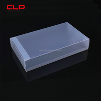 Custom Display Clear Plastic Box For Playing Cards By China Supplier