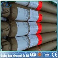 Duplex stainless steel mesh/ 1/7 inch galvanized wire mesh 10 inch deco mesh