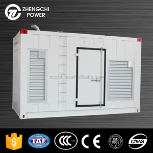 60HZ Factory sale price bio energy generator