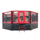 Customized Martil arts Muay Thai Octagon MMA Cage