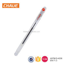 Factory supply super quality school decorative ballpoint pens