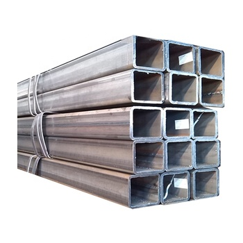En110025 square hollow steel tube