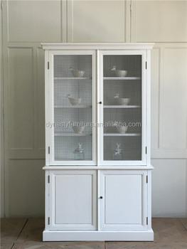 Antieke Houten Meubels Display Glas Woonkamer Kasten - Buy Product ...