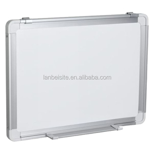 Small size notice magnetic white board
