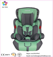 Child Car Seat/Baby Car Seat with ECE R44/04 for group 1+2+3(9-36kgs) Made in China