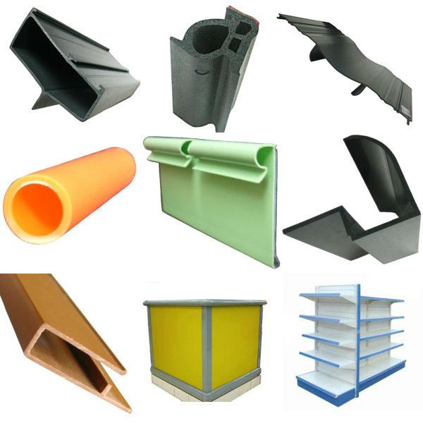 10 Mm U Shaped Plastic Channel Black Pvc Glass Edge Protection Profile -  Buy Glass Edge Protection,Plastic Channel,Linear Pvc Profile Product on