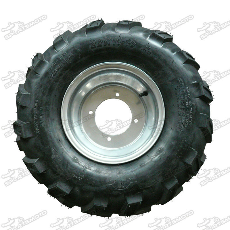 Chinese ATV Wheel 10 Inch