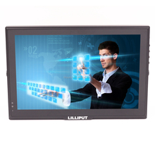"10.1"" Car Monitor Android LED Backlit With Dustproof Front Panel"
