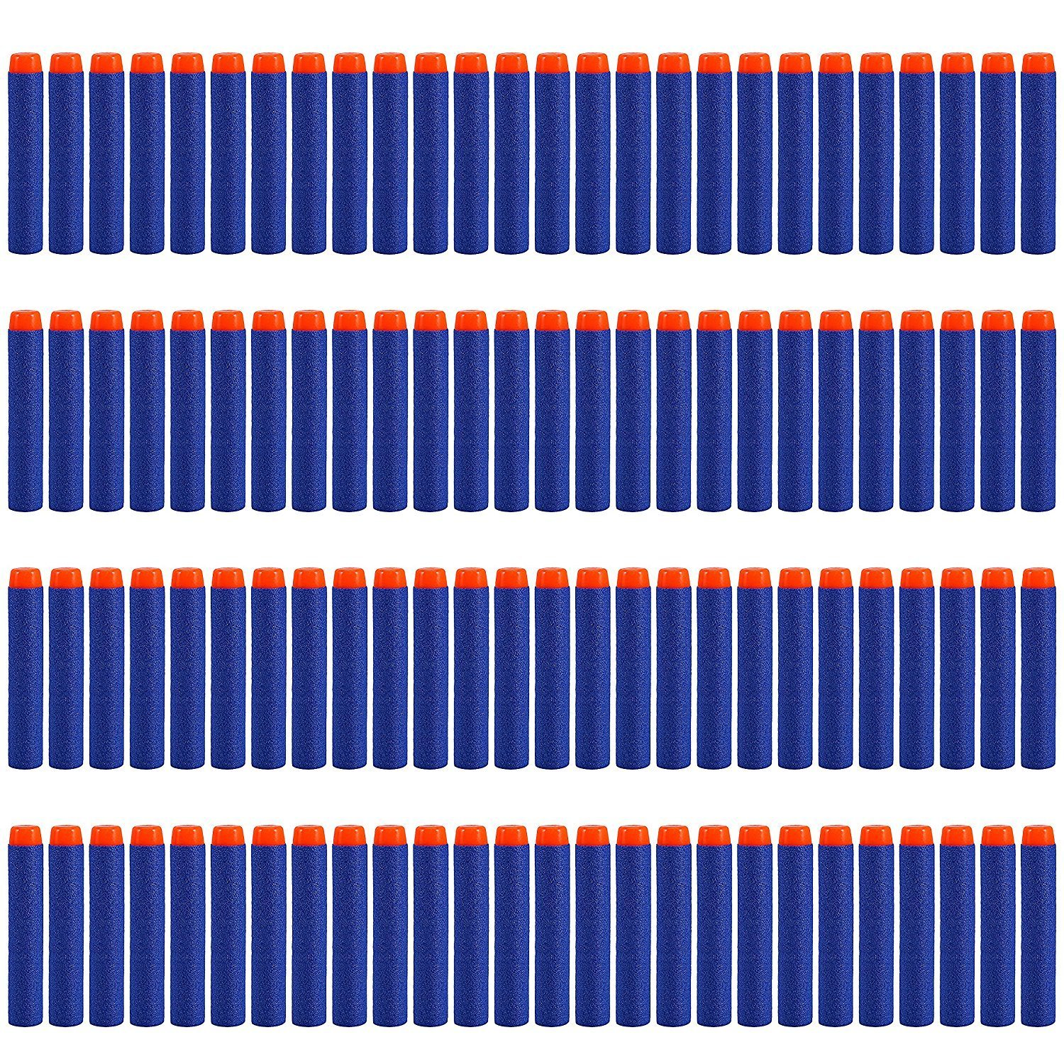 Dart Bullet Pack for Nerf N-Strike Guns Blaster Toys (1000 Darts)