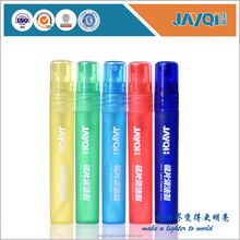 Pen shape colorful bottle spray lens solution