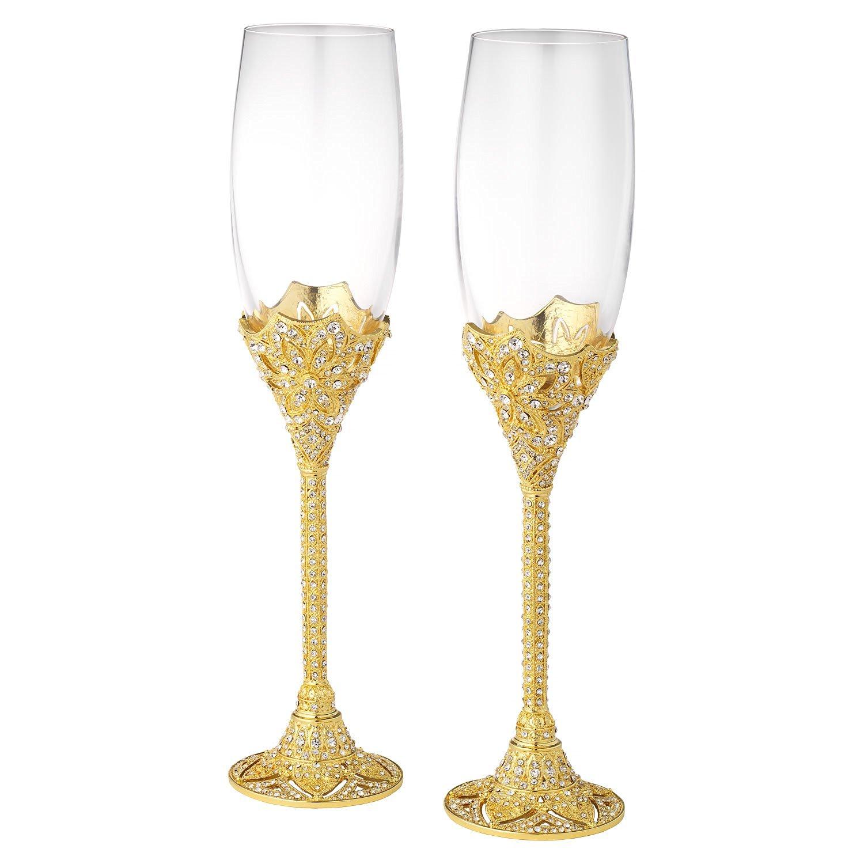 Cheap Wedding Champagne Flute Set, find Wedding Champagne Flute Set ...