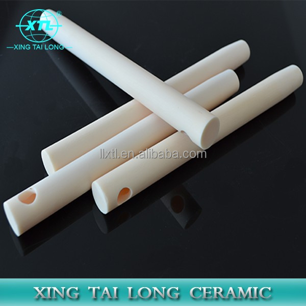 99% Industrial Ceramic Alumina Tube & Pipe For Wear Resisting And Heat Resisting Applications