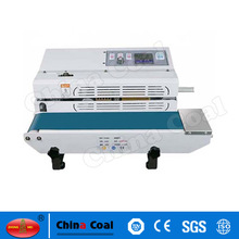 Industrial plastic bag sealer