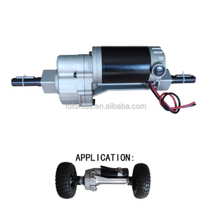200W 24V Low Speed Powerful dc Motor or Engine used For small Electric Cars